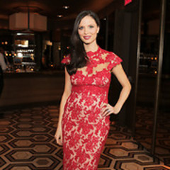 Last Night's Parties: Georgina Chapman Attends The Special Screening For