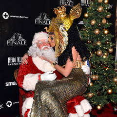 Last Night's Parties: Heidi Klum's Haunted Holiday Party At Finale, And Prabal Gurung Skates For World AIDS Day At The Standard