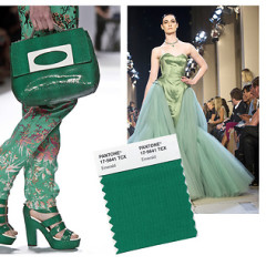 Emerald City: How To Start Wearing Pantone's 2013 Color Of The Year