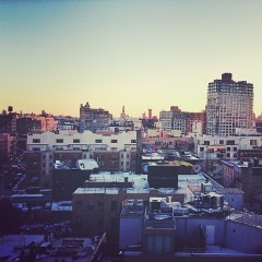 Photo Of The Day: Sunset Over Brooklyn