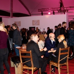 Inside The 4th Annual Art Los Angeles Contemporary Opening Night Reception