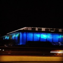Northern Lights On The Kennedy Center