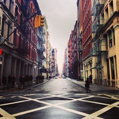Photo Of The Day: A Rainy Day In Soho