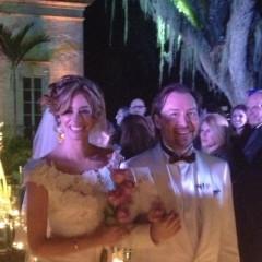 Rodrigo Garcia And Erika Gutierrez Tie The Knot In Miami