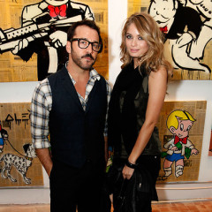 Last Night's Parties: Eva Mendes Launches Vogue Eyewear For Spring, Jeremy Piven Steps Out For Street Artist Alec Monopoly & More