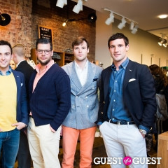 Gant Spring/Summer 2013 Collection Viewing Party