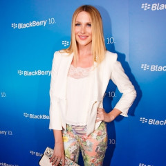 Christina Ricci, Rosie Huntington-Whiteley, Rachel Bilson & More Hit The BlackBerry Z10 Launch