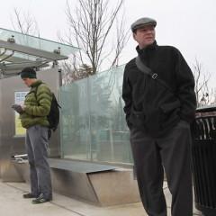 Arlington County Opens $1 Million Bus Stop