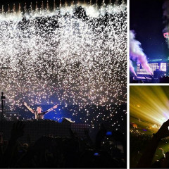 Instagram Round Up: Tiësto Brings The Noise To STAPLES Center In LA