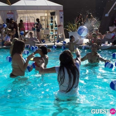 Hard Rock Hotel Pool Parties Bring Out A-Trak, Kelly Rowland & More For Coachella