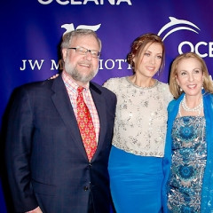 Inside The Inaugural Oceana Ball At Christie's