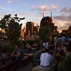 8 Outdoor NYC Bars Reopening This Summer