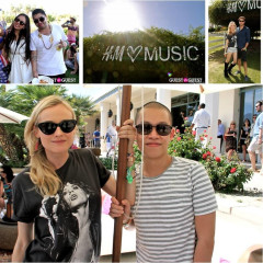 Diane Kruger, Santigold, Sophia Bush & More Hit The 'H&M Loves Music' Coachella Party