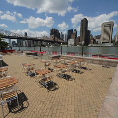 Our Favorite NYC Waterside Drinking Spots