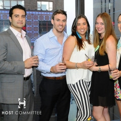 Host Committee's Clean Water Benefit For The VOSS Foundation