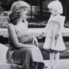 Celebrate Mother's Day With These Exclusive Celebrity Childhood Photos