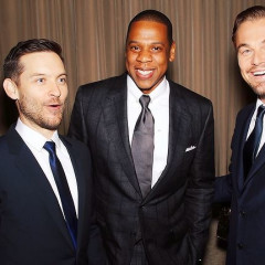Last Night's Parties: Leonardo DiCaprio & Jay-Z Step Out For The World Premiere Of