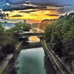 Photo Of The Day: C&O Canal In Georgetown