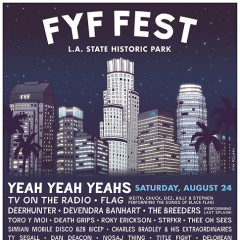 FYF Fest 2013 Lineup Revealed: My Bloody Valentine, Yeah Yeah Yeahs To Headline + More Awesome Artists