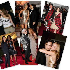 Designer Date Night: Our Favorite Designer-Muse Duos Of Met Galas Past