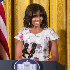 First Lady Michelle Obama Looked So Hot For Prince Harry Visit