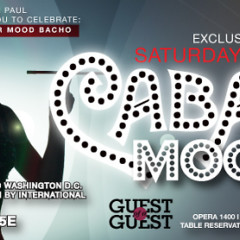 Do Not Miss: Cabaret Mood Day 2013 At Opera This Saturday