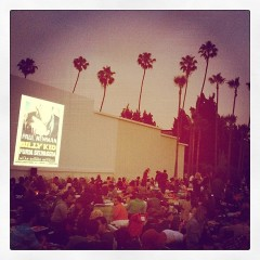 L.A.'s Top 10 Outdoor Summer Movie Screening Series