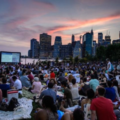 Where To Catch An Outdoor Flick With Your Date This Summer