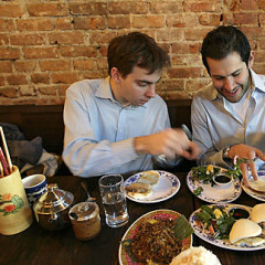 Dating Tips From Eater Co-Founders Ben Leventhal & Lockhart Steele