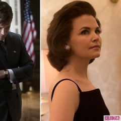 Rob Lowe And Ginnifer Goodwin As The Kennedys