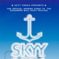 Today's Giveaway: A Pair Of Tickets To SKYY & Sea Official Launch Party to The Governors Ball Musics Festival