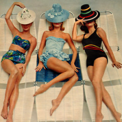 10 Retro Bathing Suit Trends To Try This Summer
