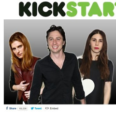 Celebrity Kickstarter Projects: Successes, Failures, And Hopefuls
