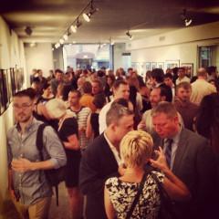 Last Night's Parties: Alec Baldwin Debuts His Rock Paper Photo Collection, John Varvatos Hosts The