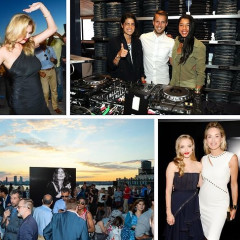Last Night's Parties: David Yurman Hosts A Rooftop Soiree, Amanda Seyfried Attends The