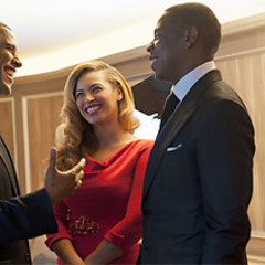 Jay-Z and Obama Are BFFs