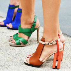 Best Foot Forward: Summer Shoe Street Style In NYC