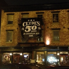 Clyde's Georgetown Will Celebrate 50 Years With Free Breakfast