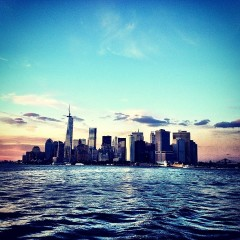 Photo Of The Day: Sunset Sail Around Manhattan