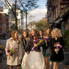 Married In A New York Minute: Real-Life Wedding Inspiration Photos