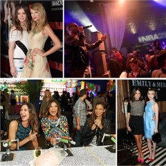 Last Night's Parties: Hailee Steinfeld, Taylor Swift Hit The 'Romeo And Juliet' Premiere, Ashley Tisdale, Emma Roberts Celebrate With PBteen & More
