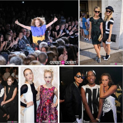 Keep Up With New York Fashion Week On GofG!