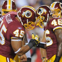 Meet Washington Redskins' Hottest Players
