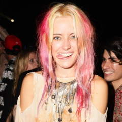 Daily Style Phile: Chloe Norgaard, Fashion's Favorite Free Spirit