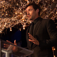 Last Night's Parties: Hugh Jackman Speaks At The Friends Of The Hudson River Park Gala, Celebs Hit The