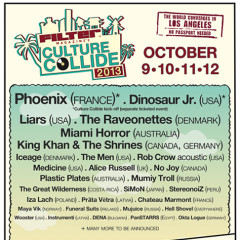 Today's Giveaway: FILTER Culture Collide Tickets + Swag Bag!