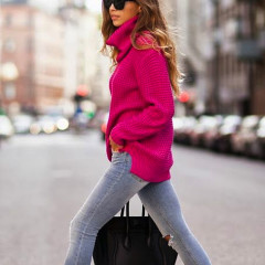 The Turtleneck Is Back: 7 Ways To Wear Fall's Coziest Trend