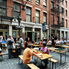 Bars For Bankers: The Best Wall Street Happy Hours