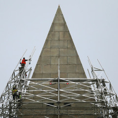 It's (Almost) Back!: The Washington Monument's Reopening