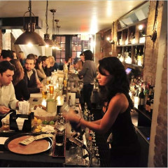 Flying Solo: The Best NYC Bars To Go To Alone